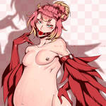 Mpreg Chinese Zodiac: Rooster [censored preview] by chantilin