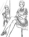 Maid Guy by chantilin