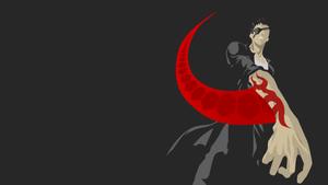 Deadman Wonderland Senji Wallpaper Black Version