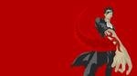 Deadman Wonderland Senji Wallpaper Red Version