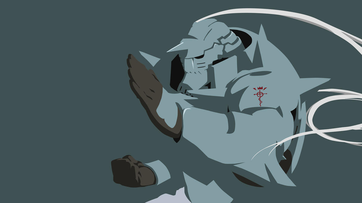 alphonse elric simplified wallpaper -#main