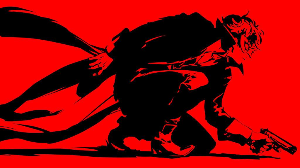 Persona 5 MC Red Version