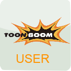 ToonBoom User Stamp (Large) by Quill-Works