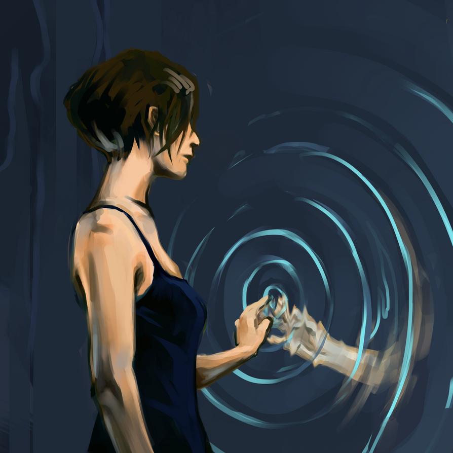 Reflect my Future by TrunaDragon