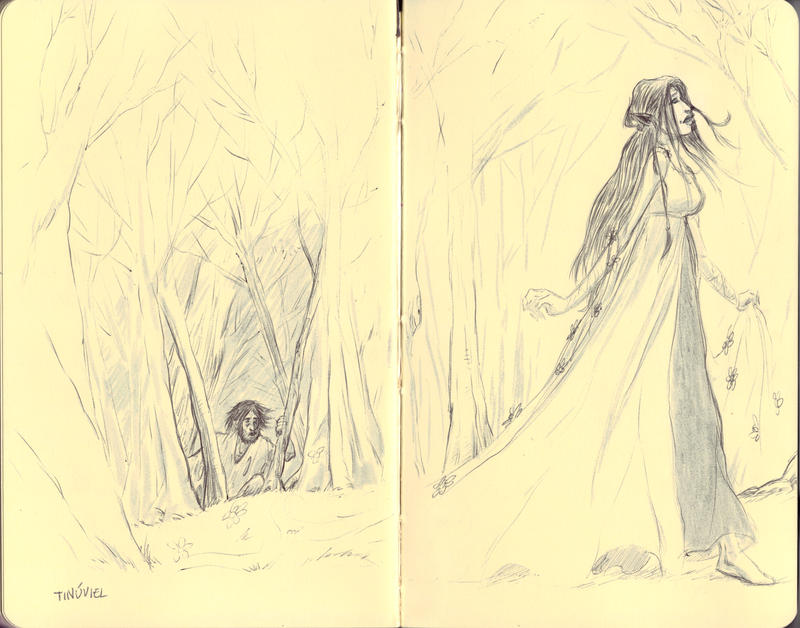 beren and luthien pdf free download