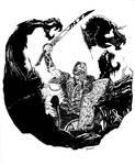 Fingolfin, Bane of Balrogs