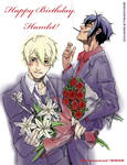 Happy Birthday, Hamlet!
