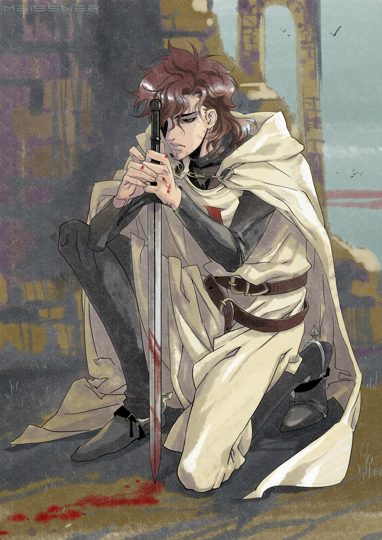 Templar by Meissner-kun