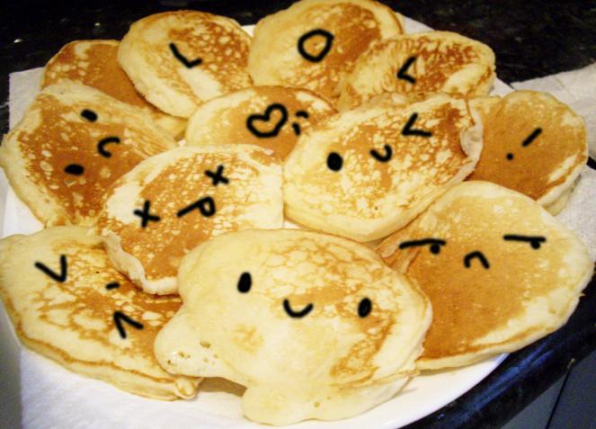 pancake-chan cooked by tiramisuxfluff