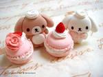 Sugarbunnies with Sweet Macarons