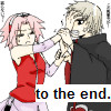 SasoSaku: She's a fighter by Foreveryours15