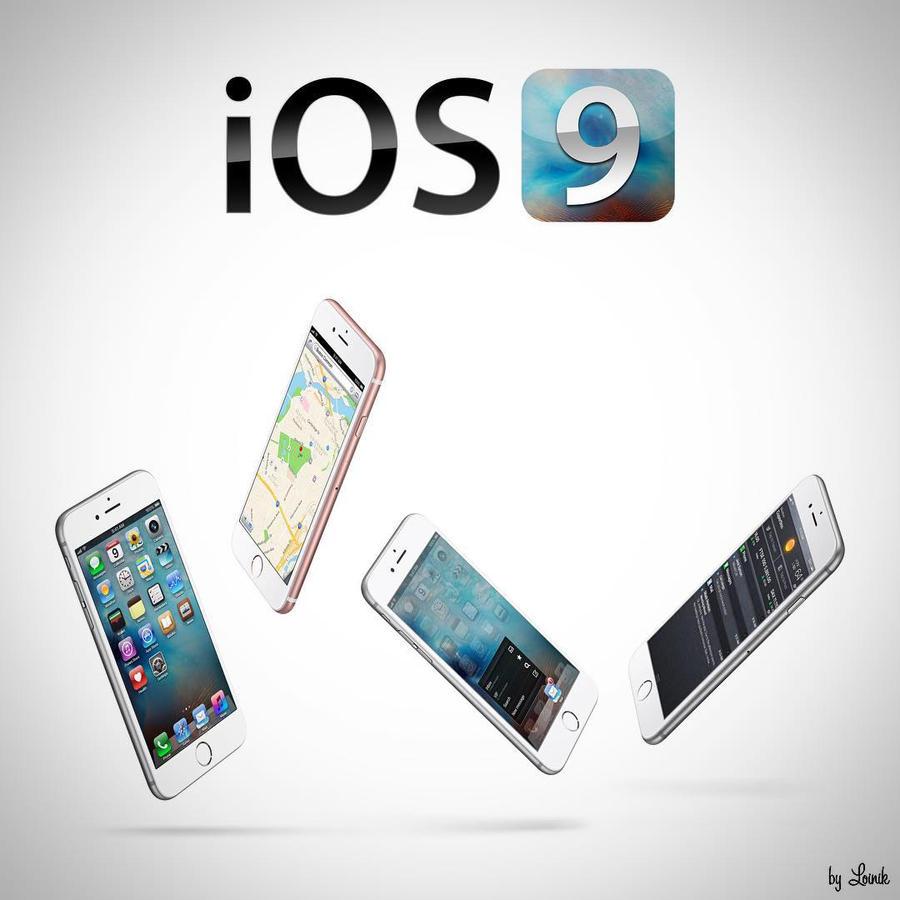 ios 9 old design soon by loinik on deviantart
