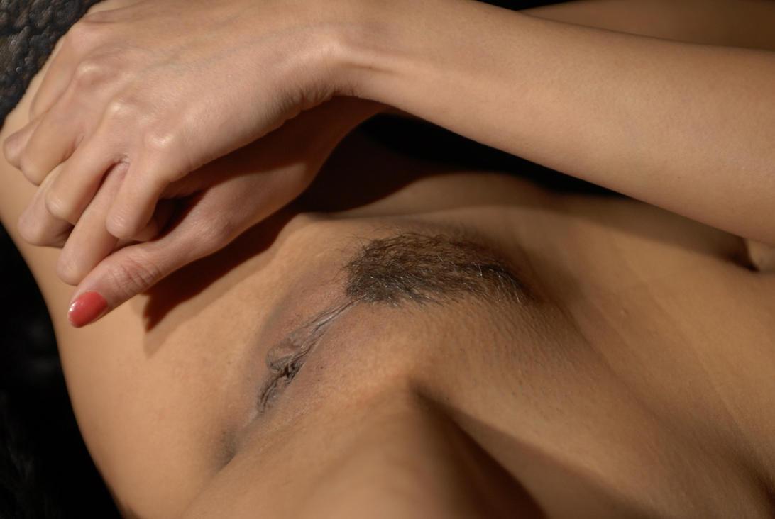 Kim Davon foufoune humide by louisdemirabert