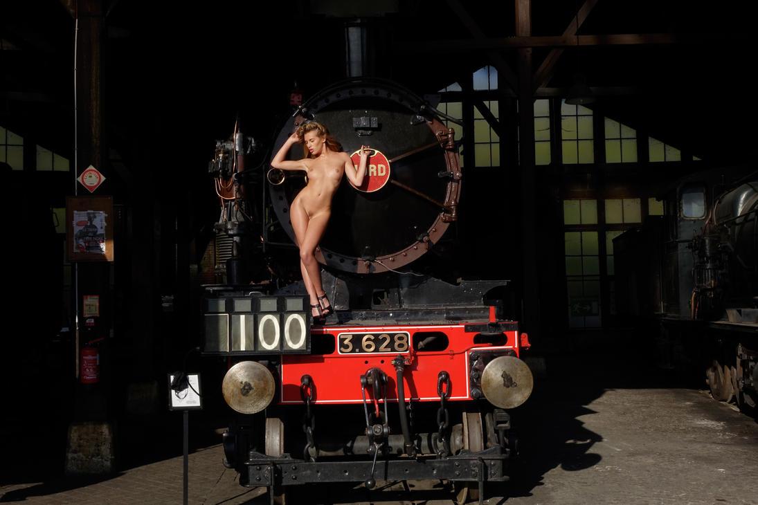 Katia locomotive de charme by louisdemirabert