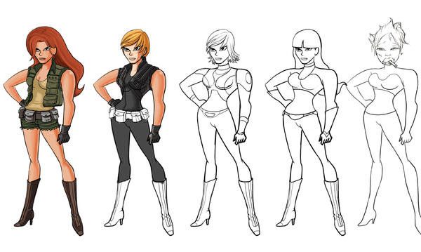 character design04 by lancechf