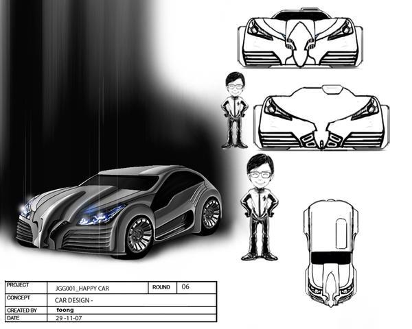 car design 33 by lancechf