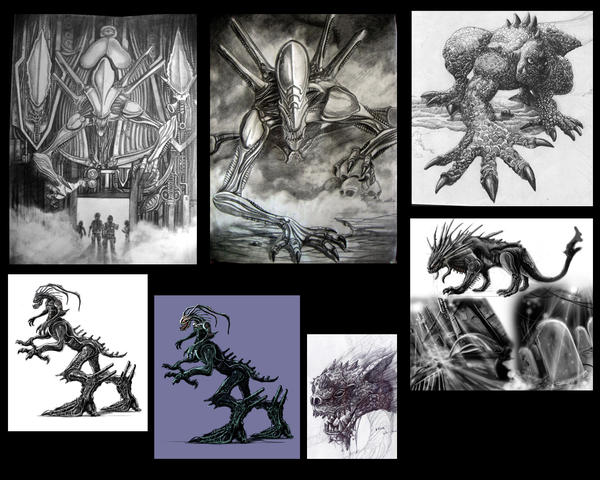creature design02 by lancechf