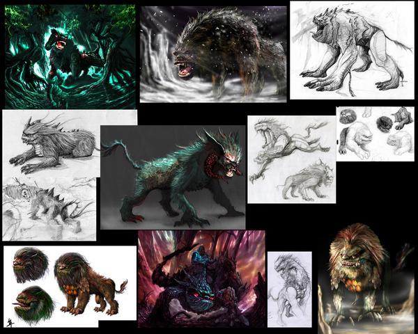 creature design01 by lancechf