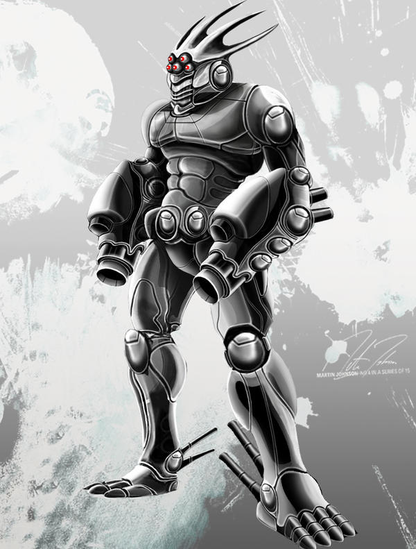 humanoid02 by lancechf