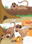 Predator Timon by Credens-Vita