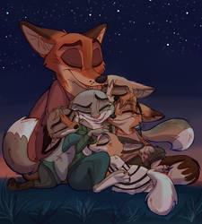 Love for Mama Bun by Credens-Vita
