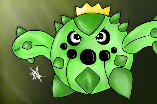 Artwork 8 (Cacnea) by CauseLife