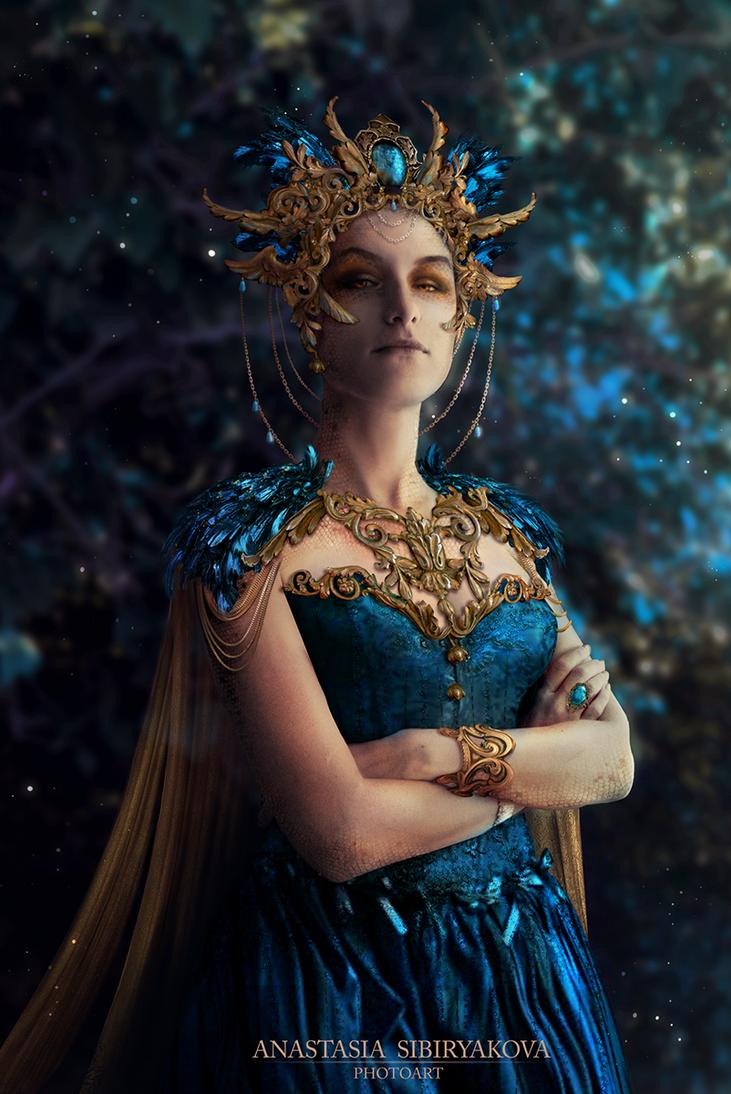 Queen Julia by kosolap