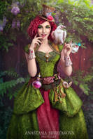Lady Hatter by kosolap