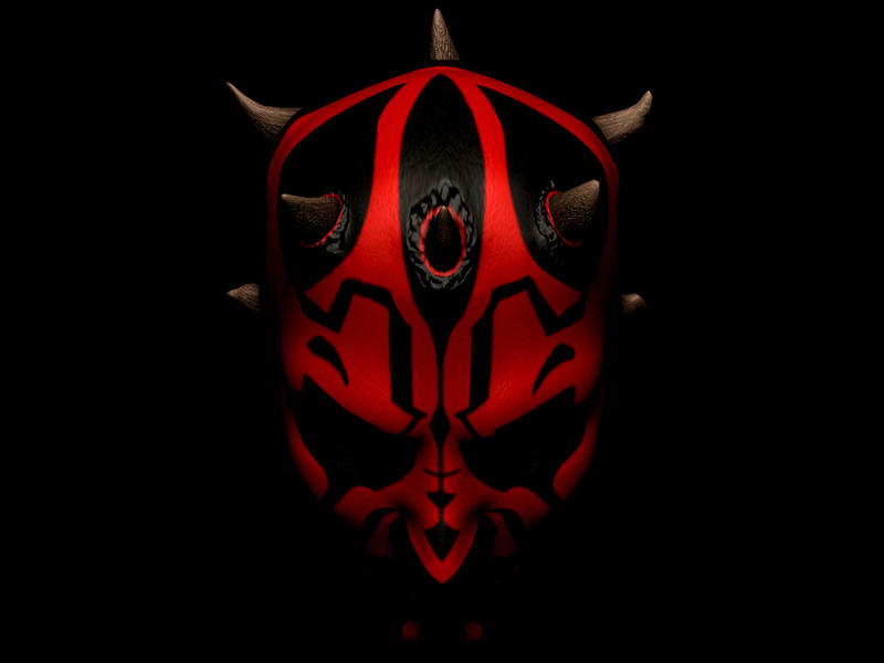 Darth Maul by JakeGreen