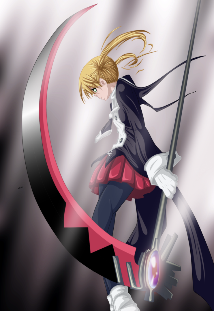 Maka by HollowCN