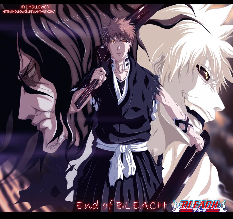End Of Bleach By HollowCN On DeviantArt