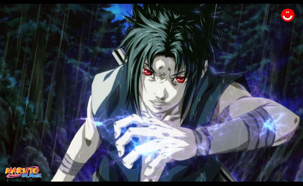 Sasuke:I'll kill you....brother! by HollowCN
