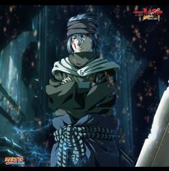 Sasuke-The Last MOVIE by HollowCN