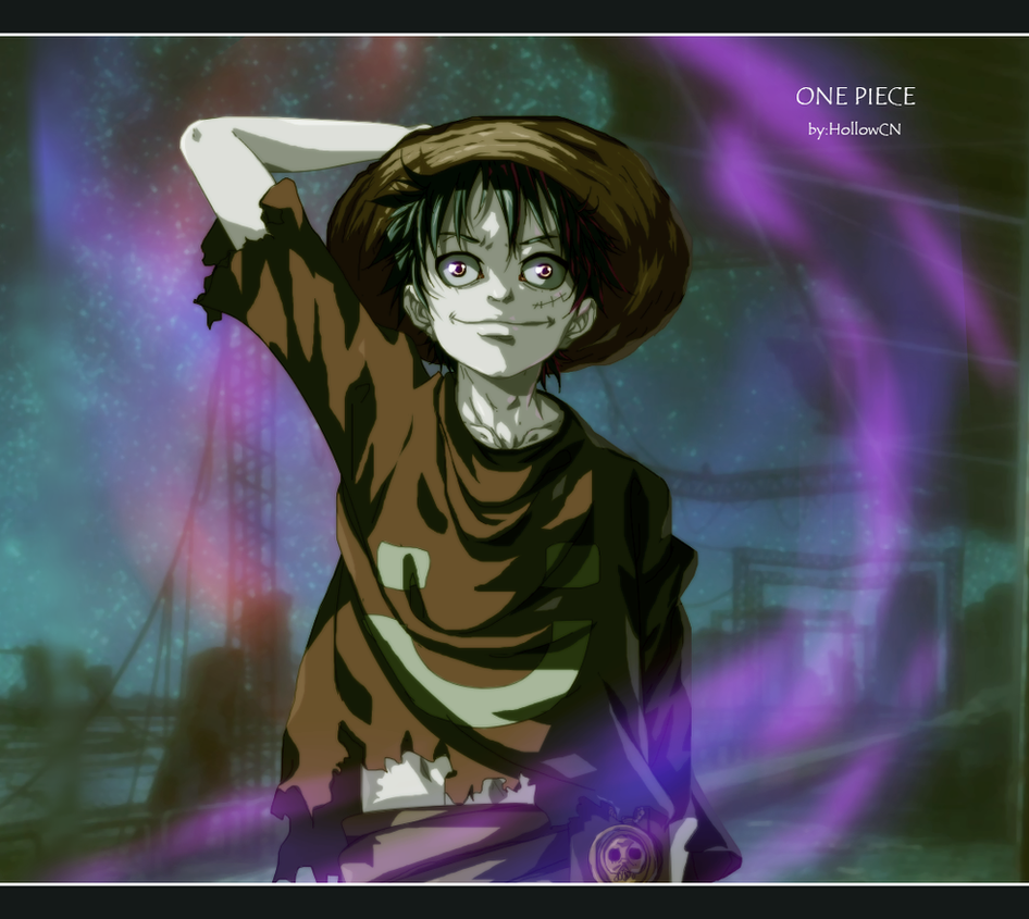 Luffy by HollowCN