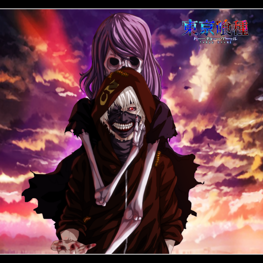 Tokyo Ghoul by HollowCN