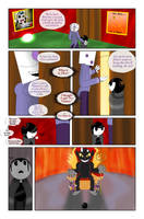 A Demon's Sorrow Act I - Pg 15 by KittyComics