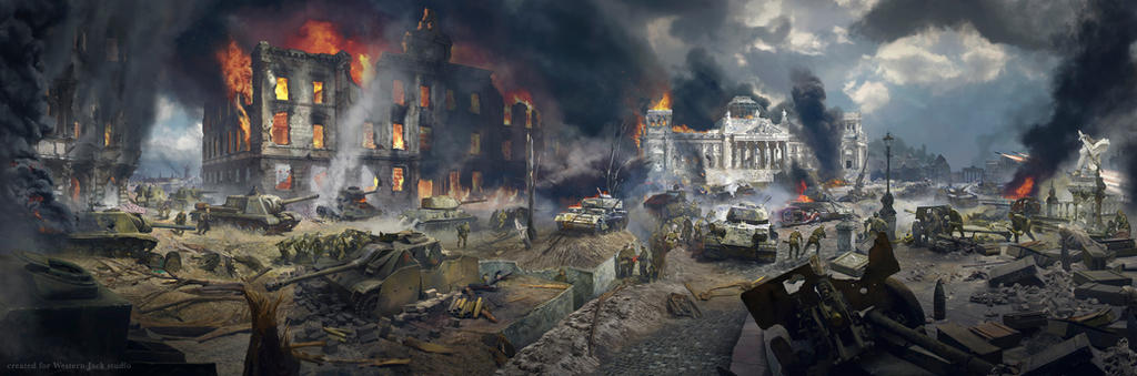 battle of berlin wallpaper - photo #2