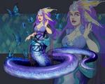 Fairy Lady Lamia - Female Naga adopt [Reopen]