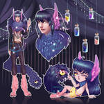 Eye-Tail - Fantasy baseless adopt - [Open, SP]