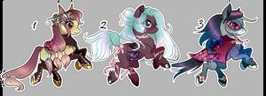 Pony batch auction 3 - [Closed]