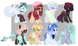 Pony cheap auction 2 - SB 0.50$ or 50 p - [Closed]