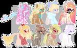 Pony cheap auction 3 - [Closed]
