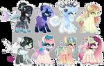Pony auction 4 - [Closed]