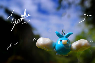 Swablu by TheCooocy