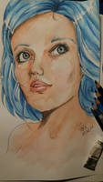 Blau by TheCooocy