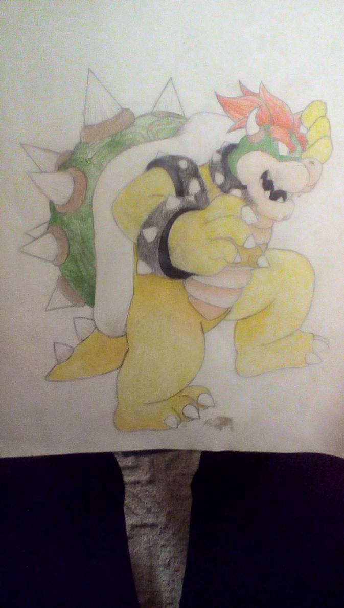 Bowser by GrimGirl13