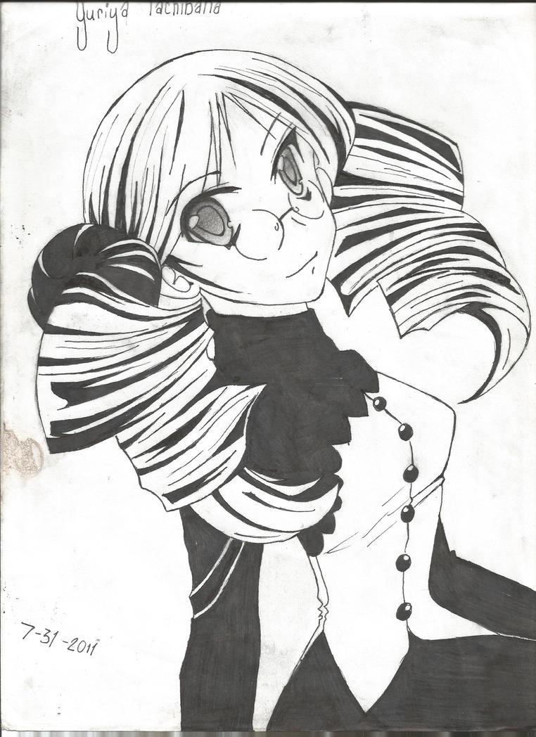 Yuriya Tachibana by GrimGirl13