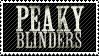 Peaky Blinders stamp by lucernes