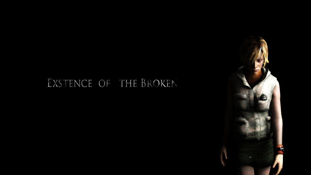 Existence Of The Broken (Youtube channel art) by DarkTonic on ...