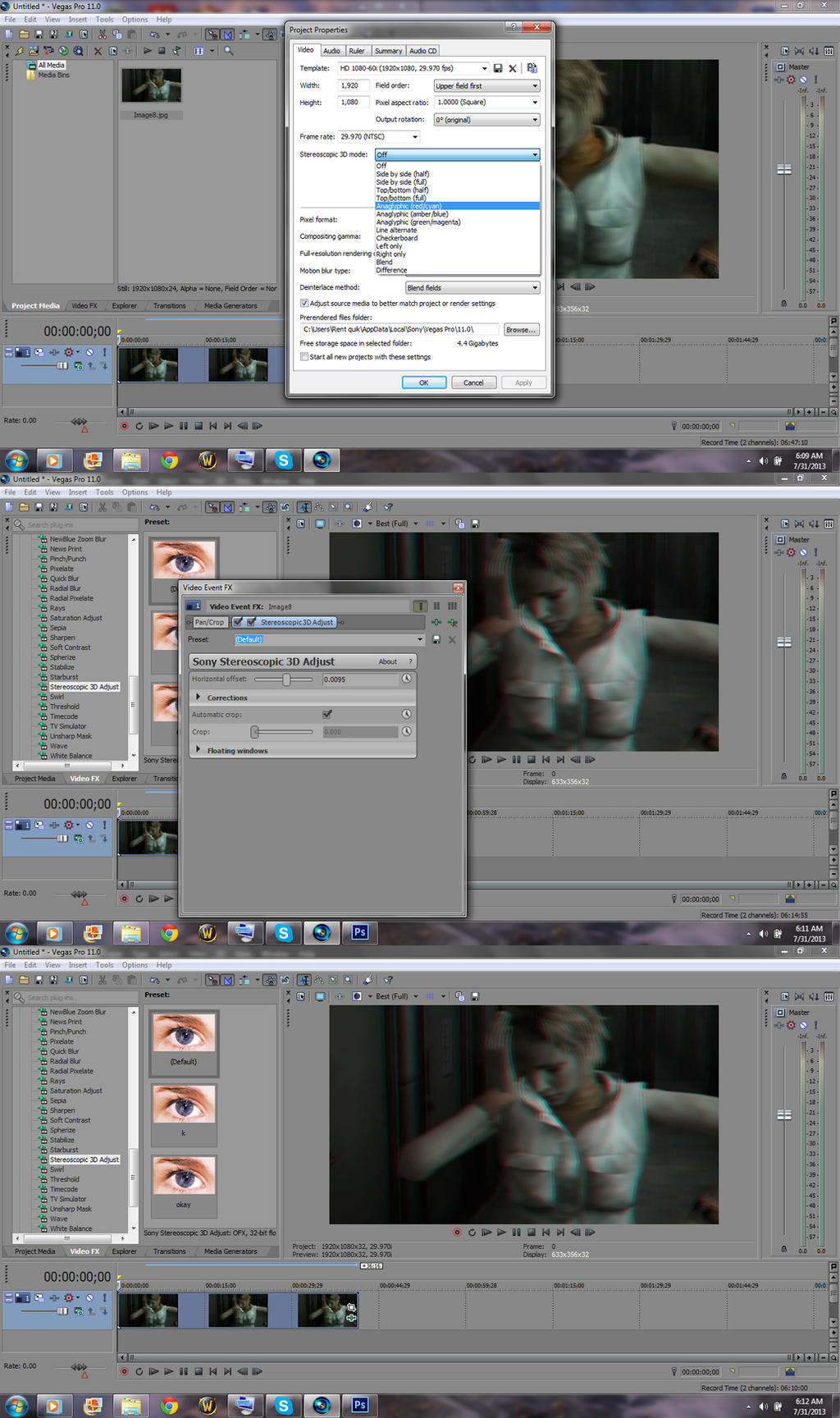 Sony vegas photo slideshow tutorial Cached